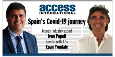 Access international interviews our CEO Ivan Papell
