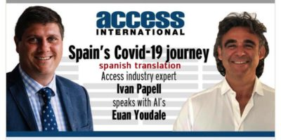 Access International entrevista a nuestro CEO Ivan Papell